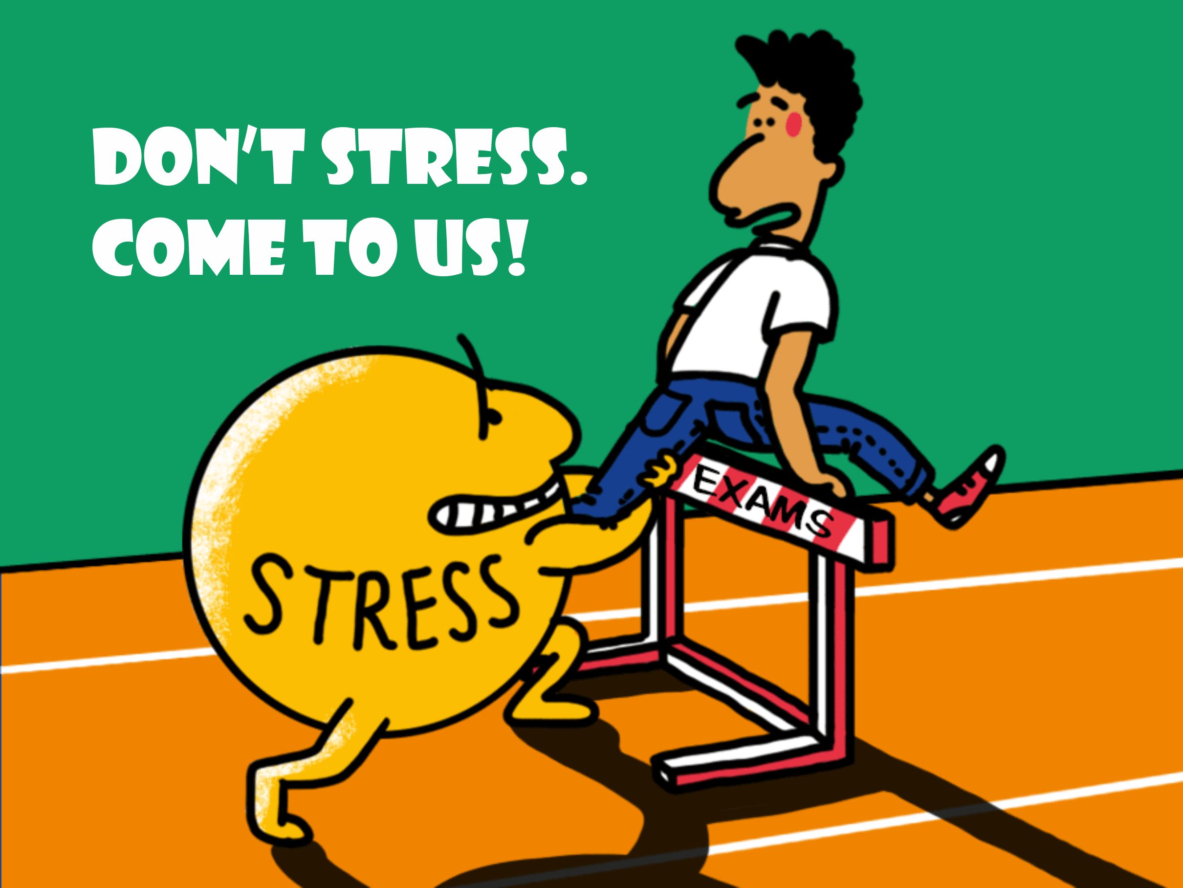 cope coursework stress 5 ways to relieve stress anne scholle july 7, 2015 blog , stress reduction 0 comments for our ancestors, stress was a survival skill during brief, life threatening situations.